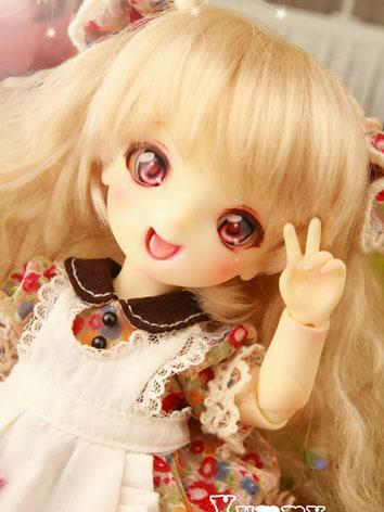 BJD Yummy 17.5cm Girl Ball-...