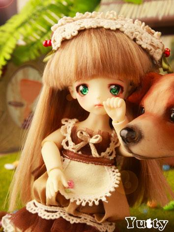 BJD Yutty 17.5cm Girl Ball-...