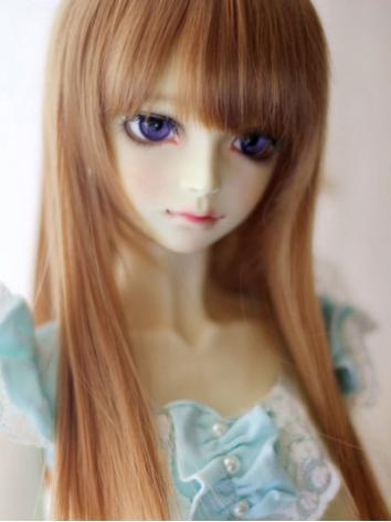 BJD Straight Wig for SD Siz...