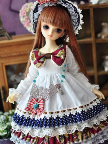 BJD Clothes Early Autumn Mo...