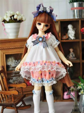 BJD Clothes-The rainbow sugar dream for Yo-SD/MSD/SD Size Ball-jointed Doll