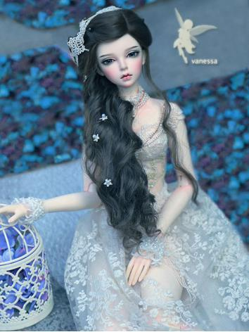 BJD Vanessa 63cm Girl Ball-jointed Doll
