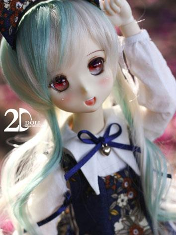 BJD Zhenzhu 41cm Girl Ball-...