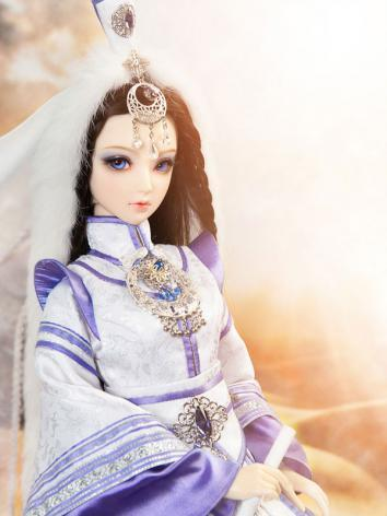 (AS Agency)BJD Rouran girl/Cynthia Girl 63.8cm Ball-Jointed Doll