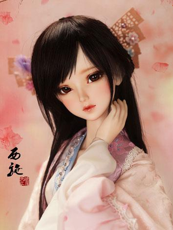 (AS Agency)BJD Xi Shi Girl 62cm Ball-Jointed Doll