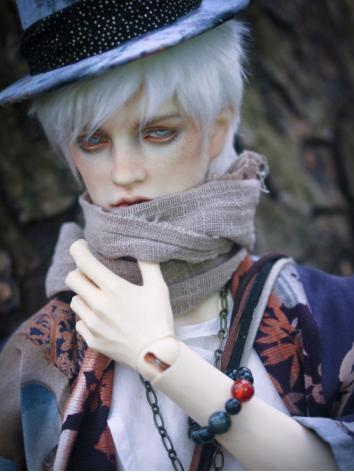 BJD Limited Edition Pancho Boy Ball-jointed doll
