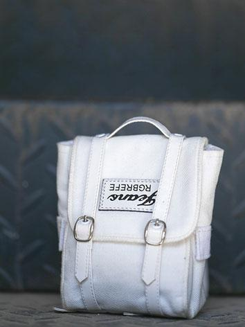BJD White Backpack Rot98 fo...