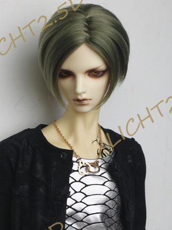 BJD Boy/Girl Short Wig for SD/YSD Size Ball-jointed Doll