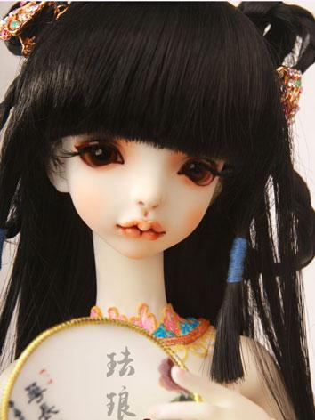 BJD Falang 45cm Girl Ball-j...