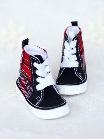 Bjd Shoes Boy/Girl Leisure Shoes for SD/MSD Size Ball-jointed Doll