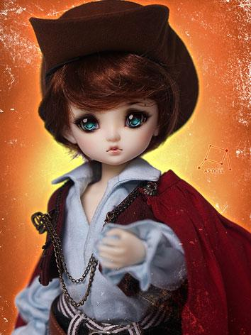 (AS Agency)BJD Boy Limited Libra(fullset) 31cm Ball Jointed Doll