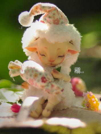 BJD Forest Island Mianmian Pocket Pets Ball-jointed doll