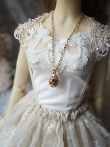 BJD Necklace Rose Gold for SD Ball-jointed doll