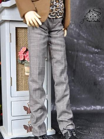 BJD Clothes Gird Pants for ...