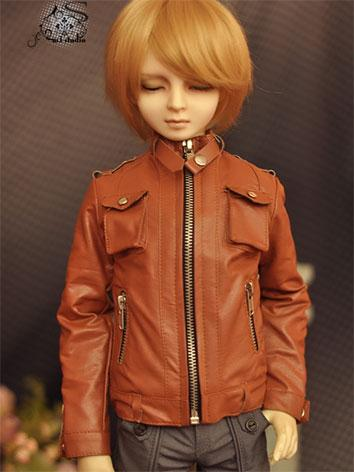 BJD Clothes Brown Coat for ...