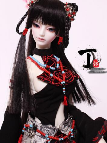 BJD Dingdang Girl 66cm Ball...