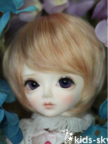 BJD Wig 1/6 short hair for ...