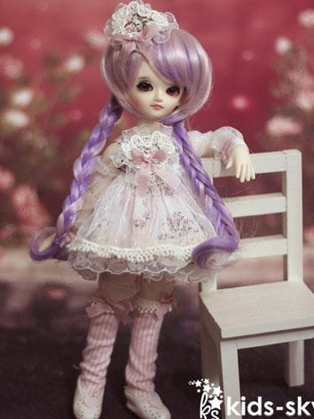 BJD Clothes 1/6 Girl Dress Suit for YSD Ball-jointed Doll