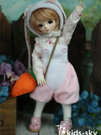 BJD Clothes 1/6 Girl Suit f...