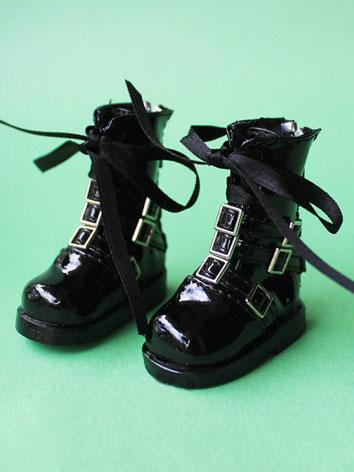Bjd Shoes White/Black/Red Shoes 4704 for YSD Size Ball-jointed Doll