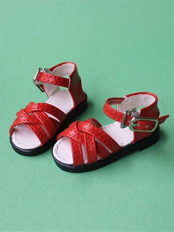 Bjd Shoes Boy/Girl Sandals ...