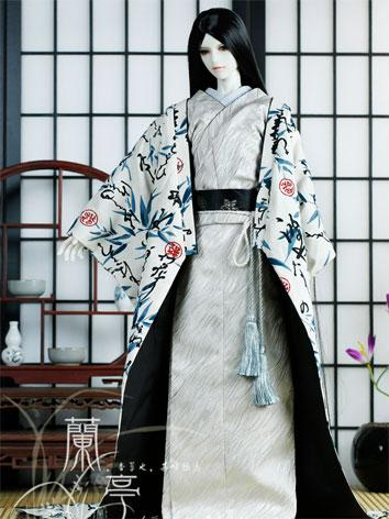 BJD Clothes Boy/Male Kimono [Zhujun] for 80cm/75cm/70cm/SD/MSD/YSD Ball-jointed Doll