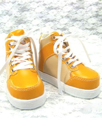 Bjd Shoes Yellow Sports Sho...