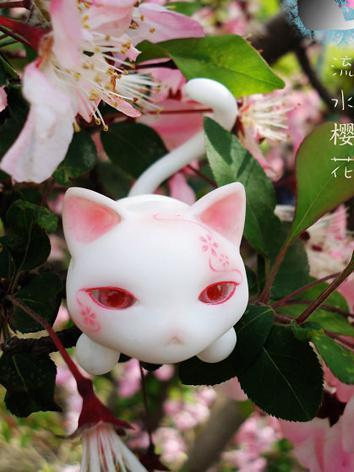 BJD's pet Kazari(White) Bal...