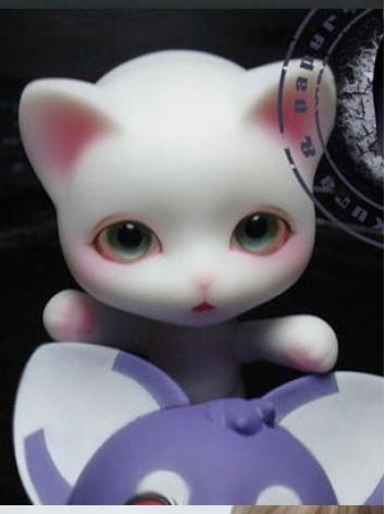 BJD's pet mi(White) Ball-jo...