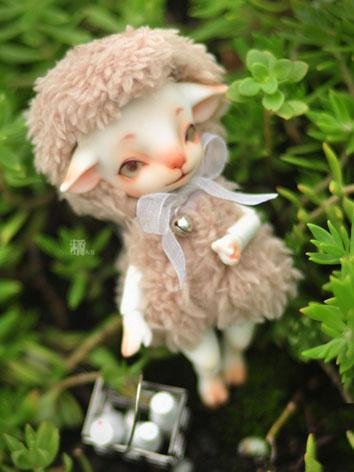 BJD Forest Island Nuannuan Pocket Pets Ball-jointed doll