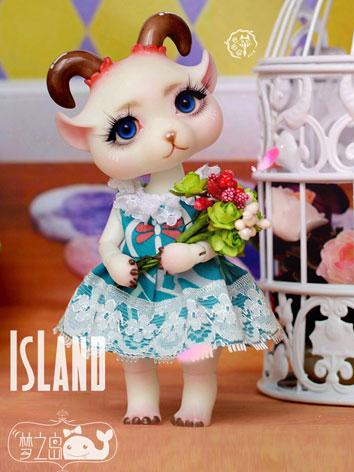 BJD Dream Island Chocolate ...