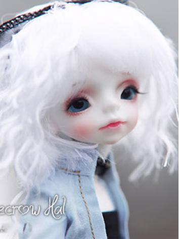 BJD Mini Scarecrow Hal Girl...