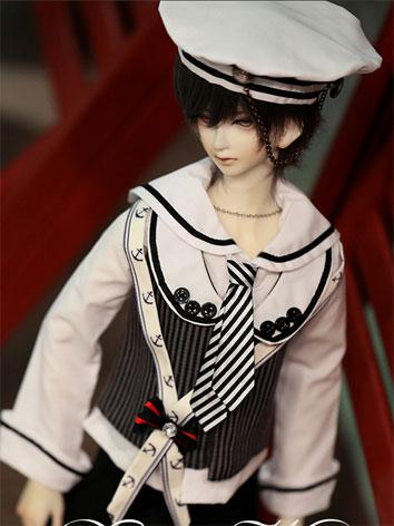 BJD Clothes Sailor Suit for...