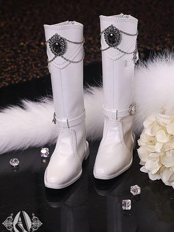 【Limited Edition】Bjd Shoes Bjd Shoes 70+ Noble boots SH115091 for 70CM Size Ball-jointed Doll