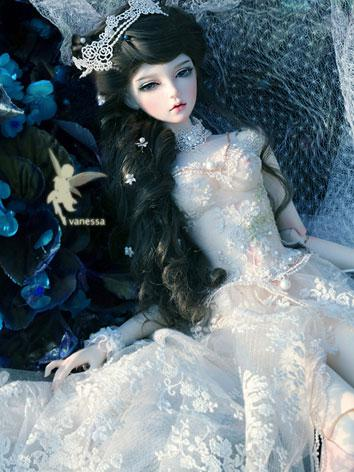 Bjd Clothes Girl Vanessa Wh...
