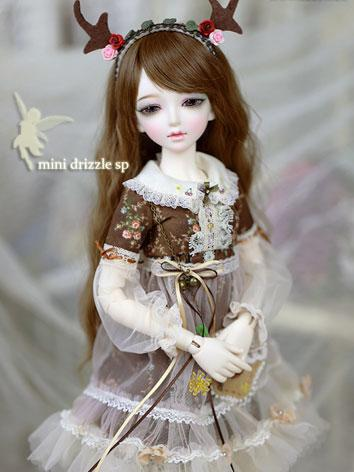 Bjd Clothes Girl Drizzle Br...