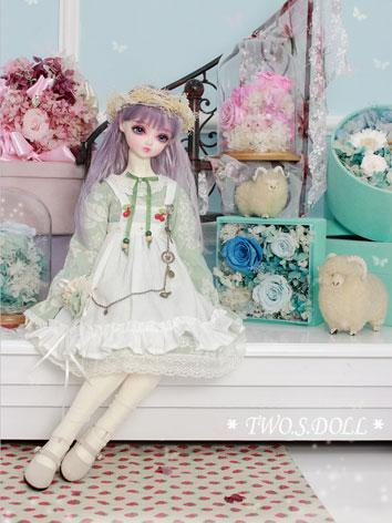 BJD Pink 【Spring travel~2】~DREAN~ 58cm Girl Ball-jointed doll