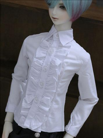 BJD Clothes White Shirt for MSD/SD/70cm Ball-jointed Doll
