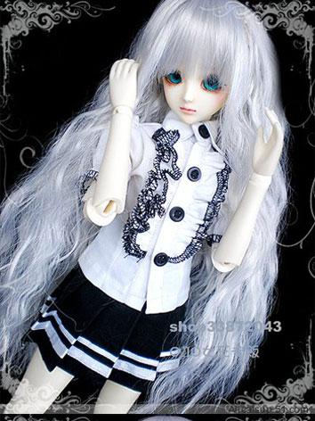 BJD Clothes Skirt Suit for ...