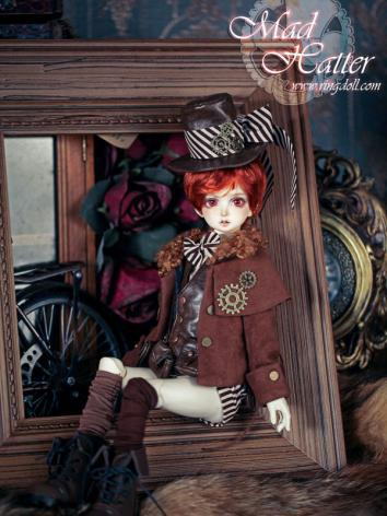 BJD Mad Hatter Boy 40cm Boll-jointed doll