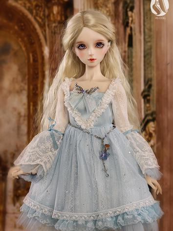 【Limited Edition】BJD 1/3 Seaweed-curly wig WG315101 for SD Size Ball-jointed Doll