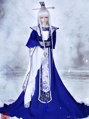 【Limited Edition】Bjd Clothes 70+ ancient outfit/ Qing Ci CL140326 for 70+ Ball-jointed Doll