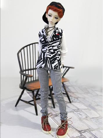 BJD Clothes Male Leisure Bo...