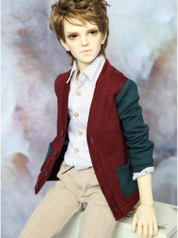 BJD Clothes Male British Wi...
