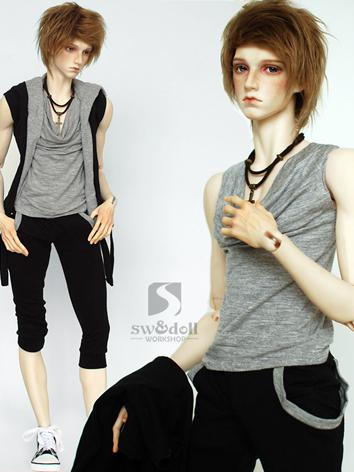 BJD Clothes Boy Leisure Suit for SD/MSD/70cm Ball-jointed Doll
