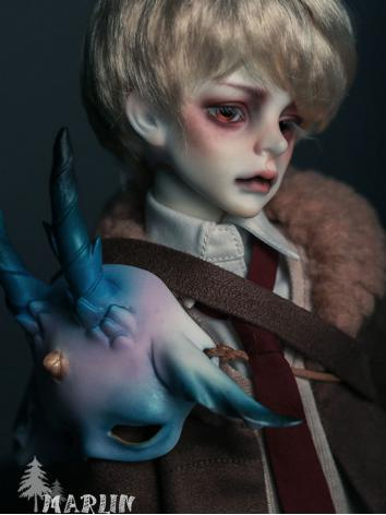 BJD Marlin Boy 44cm Ball-jo...