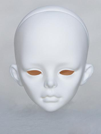 BJD Doll Head Marlin for MS...