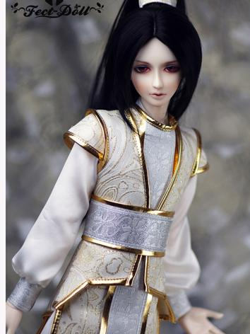 BJD Clothes Male Ancient Ou...