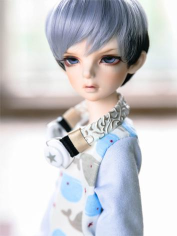BJD Male/Female Blue&black ...