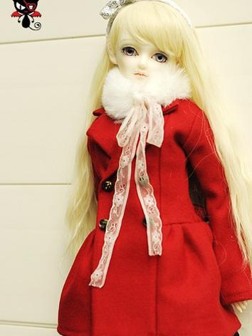 BJD Clothes Girl Pink/Red/B...